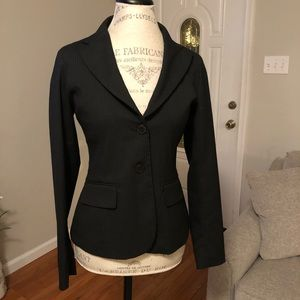 Pinstripe NY & Company two piece suit